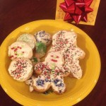 christmas dare cookies