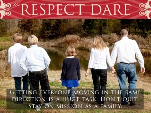 If You Can't Say Something Nice… Dare Seven of The Respect Dare