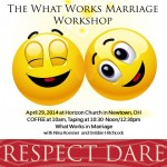 what works in marriage workshop