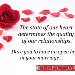 The Four States of Our Hearts …and Respect Dare #34