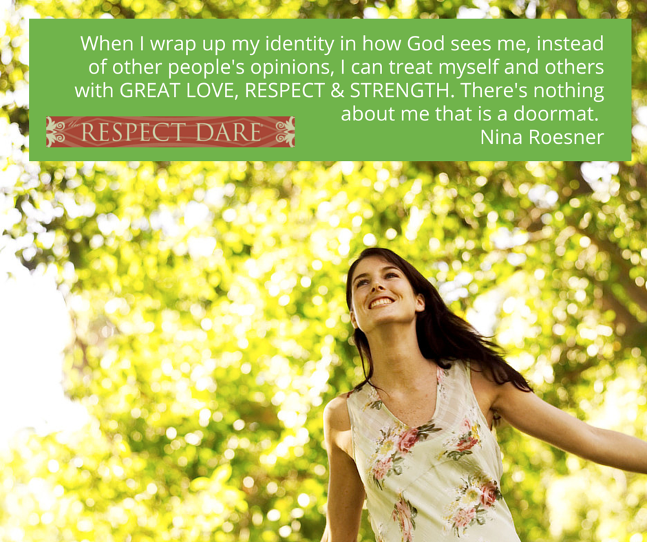 When I wrap up my identity in how God(4)